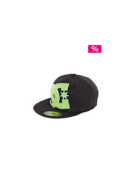 DC Ya Heard 2 Flexfit Cap black/green