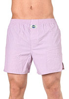 DEAL Boxershorts Logo 21 purple stripes
