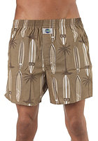 DEAL Boxershorts  Surf Boards khaki