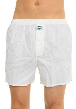 DEAL Boxershorts wagner white 