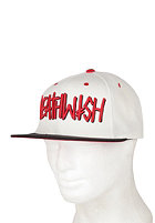 DEATHWISH Deathspray Snapback Cap bone/red