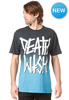 DEATHWISH Deathstack S/S T-Shirt black/blue