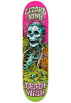 DEATHWISH Deck Buried Alive 2 Lizard King 8.2 one colour