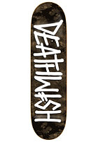 DEATHWISH Deck Deathspray 8.0 marble gold/white