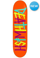 DEATHWISH Deck Deathspray 8.0 multi drip orange