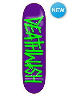 DEATHWISH Deck Deathspray 8.2 purple/green