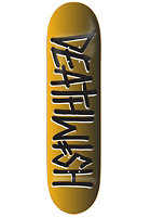 DEATHWISH Deck Deathspray 8.2 yellow/black/white