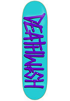 DEATHWISH Deck Deathspray 8.3 teal/purple