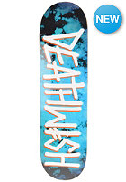 DEATHWISH Deck Deathspray 8.4 marble blue/white