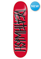 DEATHWISH Deck Deathspray Metal 8.0 red/black