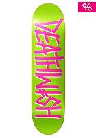 DEATHWISH Deck Deathspray Neon/Pink 8.2 pink
