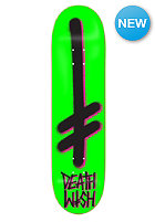 DEATHWISH Deck Gang Logo 8.0 green/black/pink