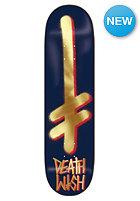 DEATHWISH Deck Gang Logo 8.0 navy/gold