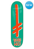 DEATHWISH Deck Gang Logo 8.4 green/orange