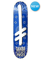 DEATHWISH Deck Gang Logo Rivals Blue 8.2 blue