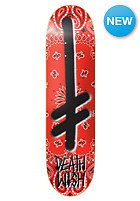 DEATHWISH Deck Gang Logo Rivals Red 8.0 red