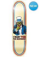 DEATHWISH Deck Uncle Scam 8.2 one colour