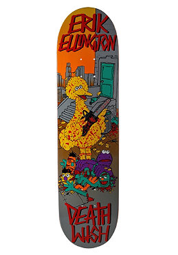 DEATHWISH Ellington Slaughter Deck 7.75