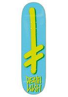 DEATHWISH Gang Logo 7.7 cyan/neon