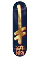 DEATHWISH Gang Logo 8.0 navy/gold