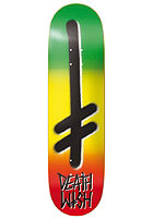 DEATHWISH Gang Logo Rasta 7.8 one colour