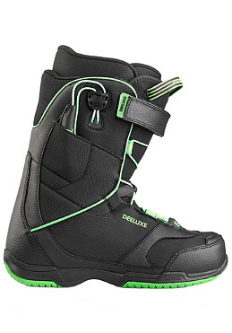 DEELUXE Alpha Boot 2012 black/green
