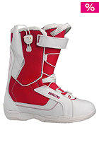 DEELUXE Shuffle One Boot white/red 