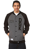 DGK Alpha Versity Jacket black