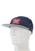 DGK Big League 5-Panel Cap Navy