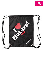 DGK Haters Cinch Bag black