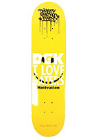 DGK Team Smiley yellow Deck 7,63