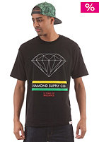 DIAMOND 15 Years of Brilliance S/S T-Shirt black