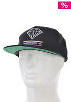 DIAMOND 15 Years Of Brilliance Snapback Cap black/black