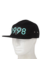 DIAMOND 5-Panel Brilliant 1998 Snapback Cap black
