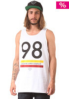DIAMOND 98 Supply Tank Top white