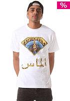 DIAMOND Arabic Mary S/S T-Shirt white