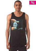 DIAMOND Arabic Shining Tank Top black