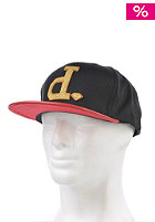 DIAMOND Ben Baller Un-Polo Snapback Cap black/red/gold