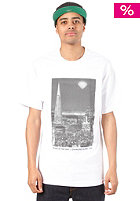 DIAMOND Born in the Bay Pt.2 S/S T-Shirt white
