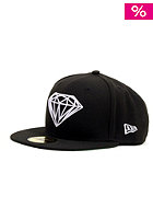 DIAMOND Brilliant Fitted Cap black