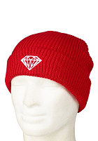 DIAMOND Brilliant Fold Beanie red