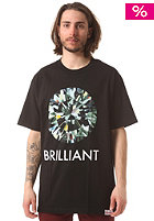 DIAMOND Brilliant S/S T-Shirt black