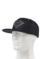 DIAMOND Brilliant Snapback Cap black/black