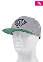 DIAMOND Brilliant Snapback Cap grey