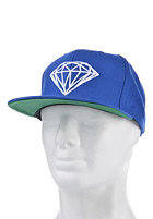 DIAMOND Brilliant Snapback Cap royal