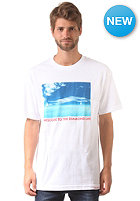 DIAMOND Caribbean S/S T-Shirt white