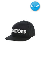 DIAMOND Caroline Snapback Cap black