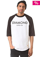 DIAMOND Classic Raglan white/black