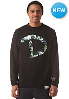 DIAMOND D Simple Sweatshirt black