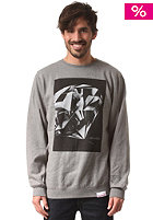DIAMOND Diamond Cut Sweat heather grey